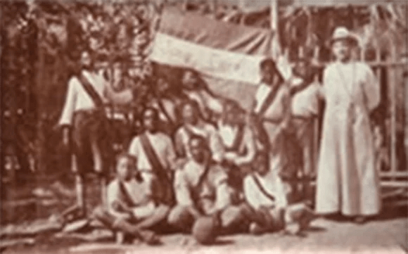 The first club in curacao in 1909, established when the island had 25,000 inhabitants.