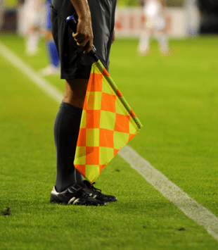 The referee course 'lito' league of FFK.