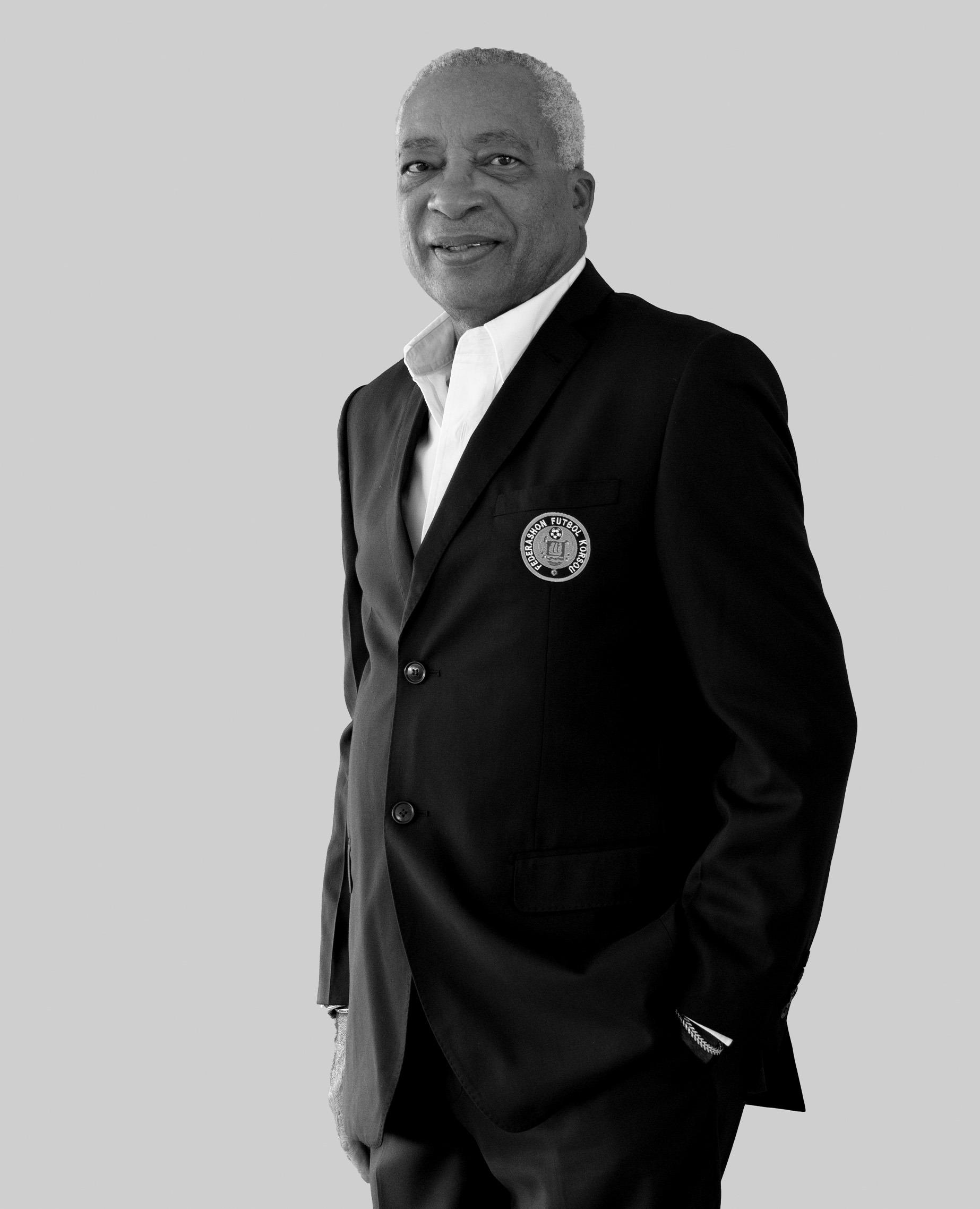 Franklin Mathilda, is a board member of Curacao Football Federation.