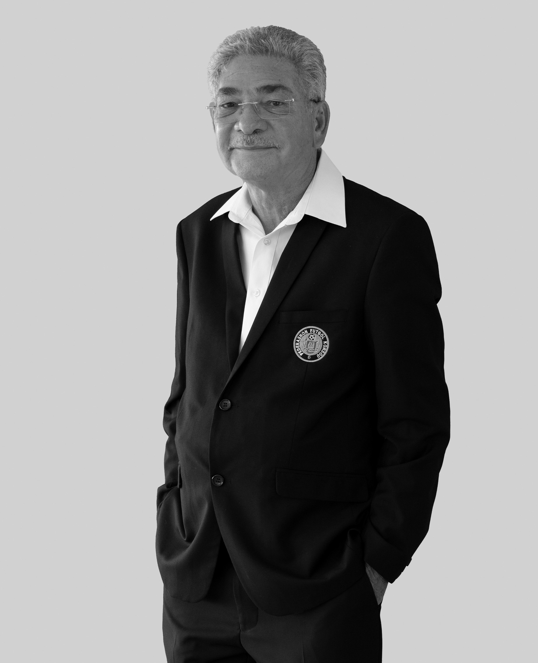 Stanley Coffie, is a board member of Curacao Football Federation.